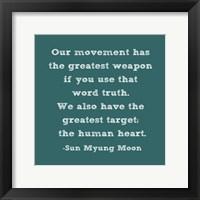 Framed Truth
