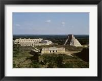 Framed Pyramid of the Magician, Nunnery Quadrangle, Uxmal
