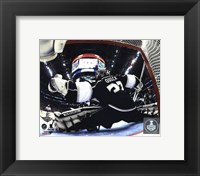 Framed Jonathan Quick Game 5 of the 2014 Stanley Cup Finals Action