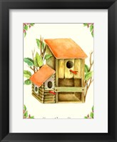 Framed Home sweet home I