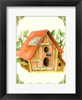 Framed Home sweet home II