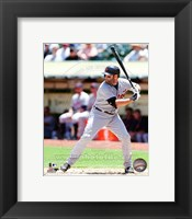 Framed Alex Avila 2014 Action