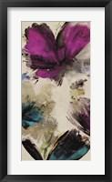 Midsummer Blooms I Framed Print