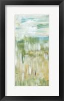 Framed Meadow Memory I