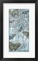 Wings & Petals I Framed Print