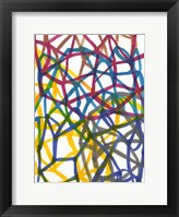 Matrix II Framed Print