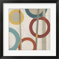 Circular Logic IV Framed Print