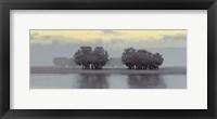 Lake Amethyst II Framed Print