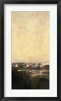 Framed Flemish Winter I