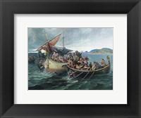 Framed Battle of Svolder