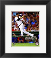 Framed Xander Bogaerts 2014 Action