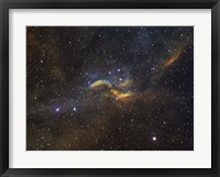 Framed Propeller Nebula
