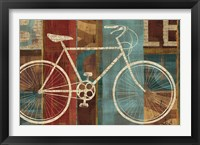 Framed Breaking Away
