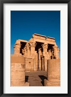 Framed Egypt, Kom Ombo, Temple of Kom Ombo