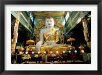 Framed Burma, Syun Oo Pone Nya Shin temple pagoda