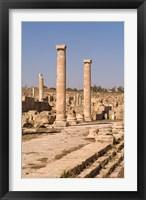 Framed Ancient Architecture, Sabratha Roman site, Libya
