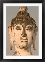 Framed Historic Hindu Statue, Kenya