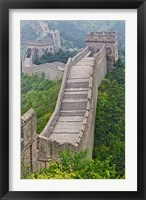 Framed Great Wall, Jinshanling, China