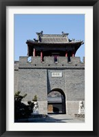 Framed China, Ji Province, Great Wall of China