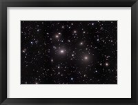 Framed PerClusterA  Great galaxy cluster Perseus A