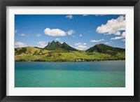 Framed Lion Mountain, South East Mauritius, Africa