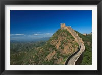 Framed Landscape of Great Wall, Jinshanling, China