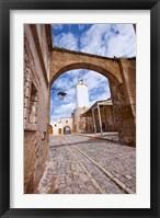 Framed Mosque in el Jadida, Morocco