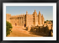 Framed Mosque, Mali, West Africa
