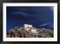 Framed Potala Palace, Lhasa, China