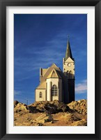 Framed Namibia, Luderitz, Evangelical Lutheran Church