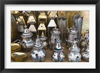 Framed Souk, Market Marrakech, Morocco
