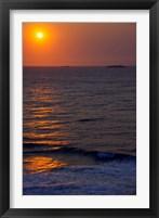 Framed South Africa, KwaZulu Natal, Sunrise