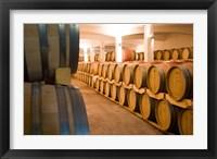 Framed Stellenbosch, South Africa, Stellenbosch winery