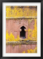 Framed rock-hewn churches of Lalibela, Ethiopia