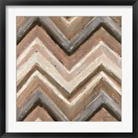Framed Abstract Balace IX