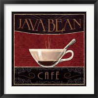 Coffee Shop II Framed Print
