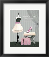 Dress Fitting Boutique I Framed Print