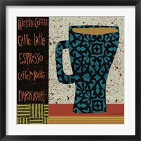 Framed Fair Trade III