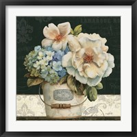 Framed French Vases I