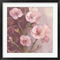 Gypsy Blossoms I Framed Print