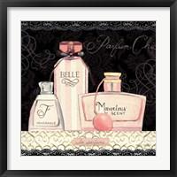 Les Parfum II Framed Print