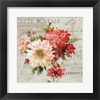 PS Je Taime Light I Framed Print