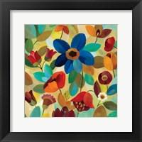Summer Floral II Framed Print