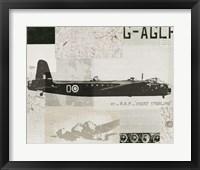 Framed Wings Collage I