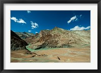 Framed Landscape, Markha Valley, Ladakh, India