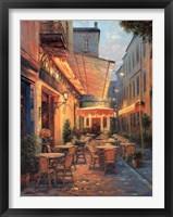Framed Café Van Gogh 2008, Arles France