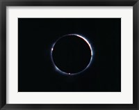 Framed Total Solar Eclipse on November 21, 1960