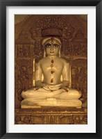 Framed Hindu Statue, Rajasthan, India