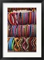 Framed Bracelets, Pushkar, Rajasthan, India.
