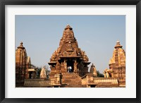 Framed India, Khajuraho. Lakshmana Temple at Khajuraho